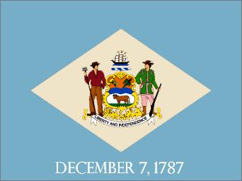 http://www.statesymbolsusa.org/Delaware/flag_delaware.html