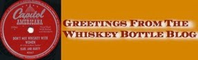 Greetings From The Whiskey Bottle