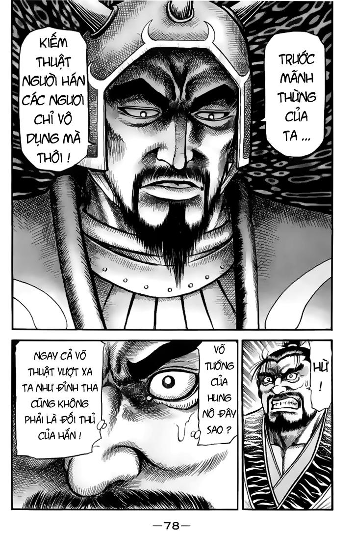 Chú Bé Rồng - Ryuuroden chap 110 - Trang 31