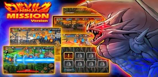 Devil Ninja 2 (Mission) 1.3.0 Apk Direct Link By Droid Studio