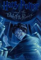Cover of Harry Potter and the Order of the Phoenix eBook (PDF)