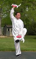 Mestre Liu Xiao Ling
