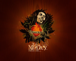 Bob Marley Graphic Design HD Wallpaper
