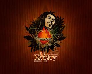 Bob Marley Graphic Design HD Wallpaper