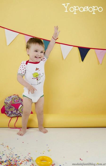 indumentaria infantil primavera verano 2014 yoposopo