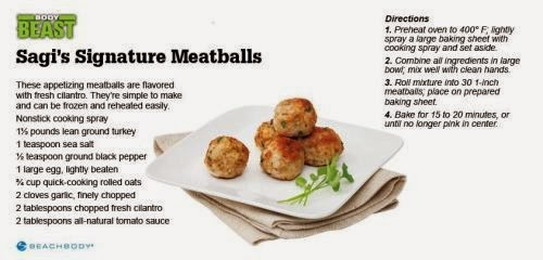 turkey meat balls, chicken fajitas, dream team, easy recipes, lean protein, coach, paula chavez beachbody body beast, lean eating