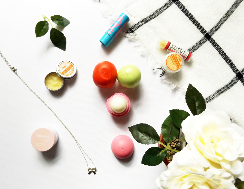 top lip balms