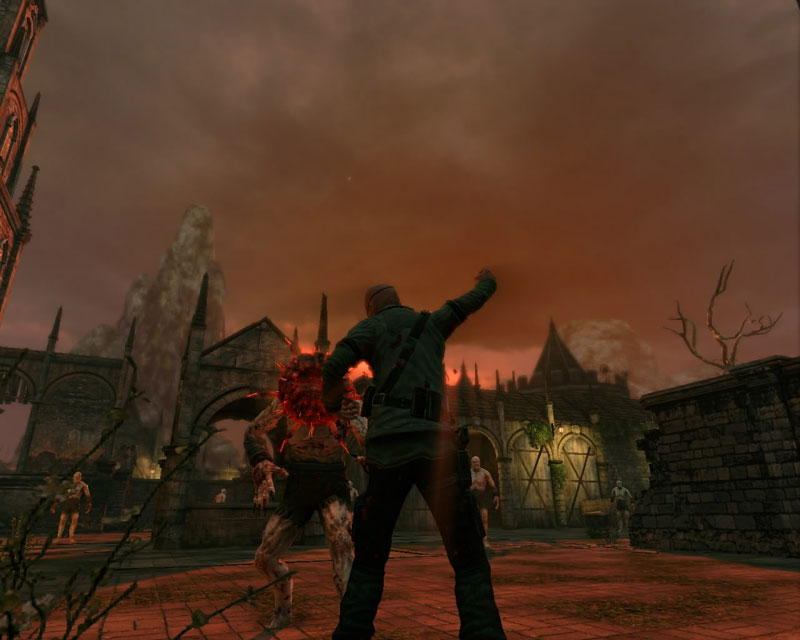 The Haunted: Hells Reach Screenshots
