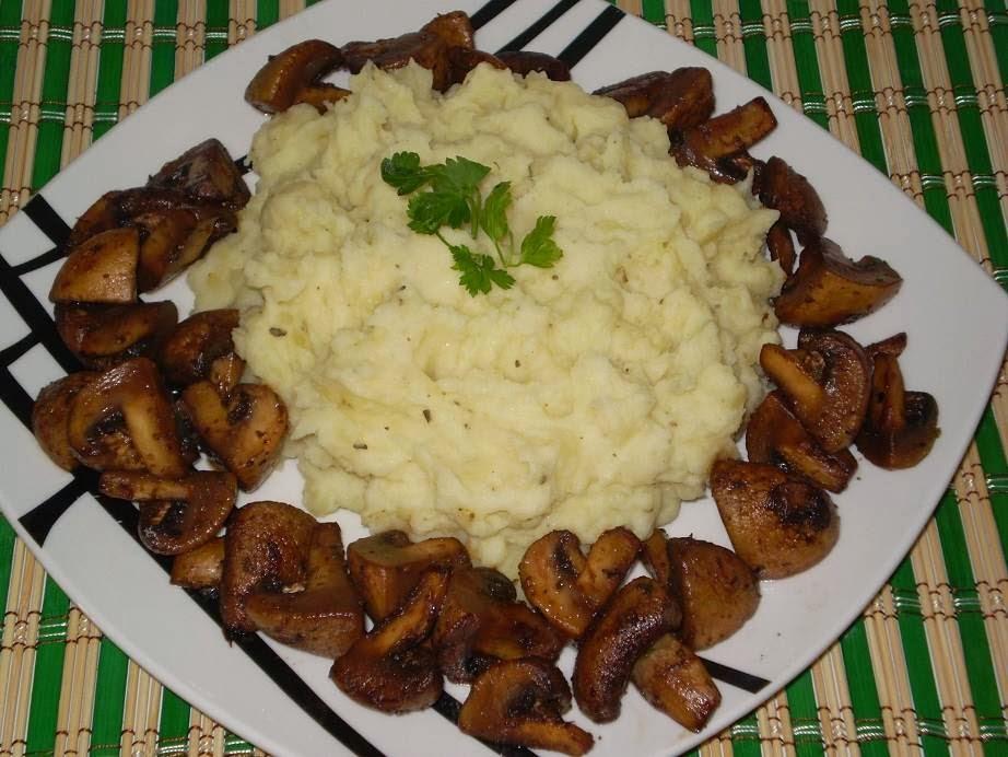 Receita de purê de batata