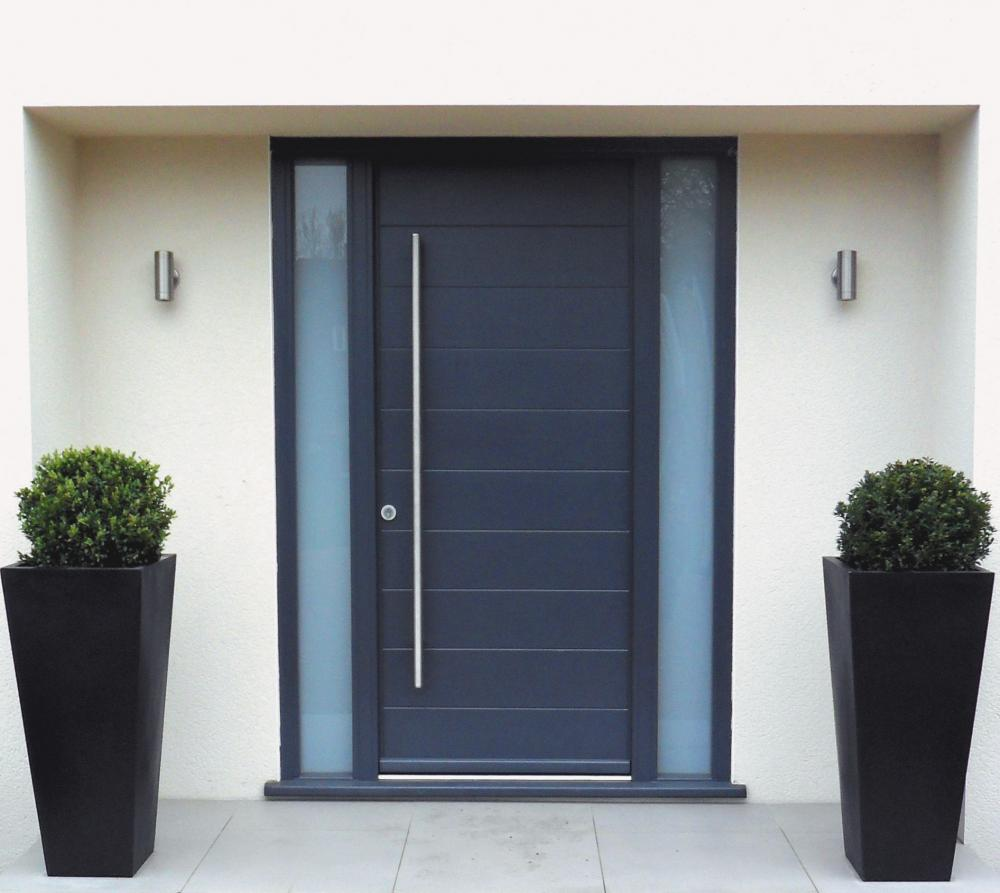 Modern Contemporary Front Door Designs