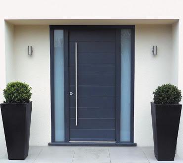 #12 Front Door Design Ideas
