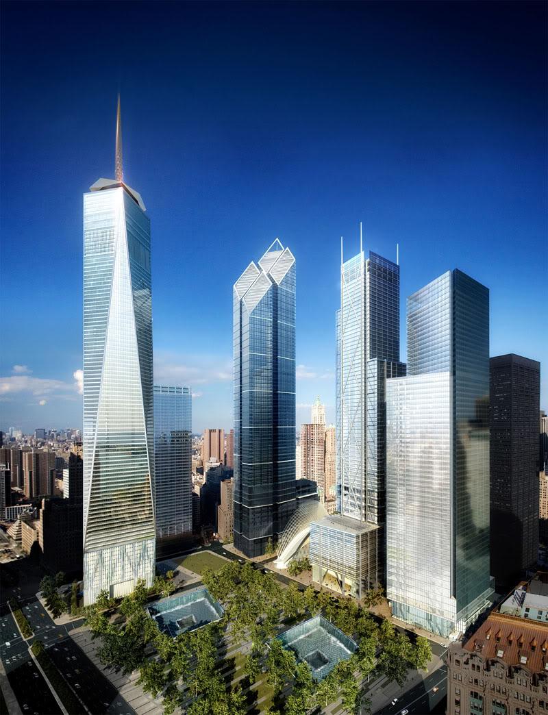 Dopo Le Torri Gemelle Il Nuovo World Trade Center