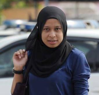 Kiki Siti Fairrah Ashykin Kamaruddin