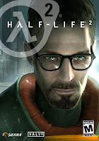 Half-Life 2: okładka gry z miejsca 3