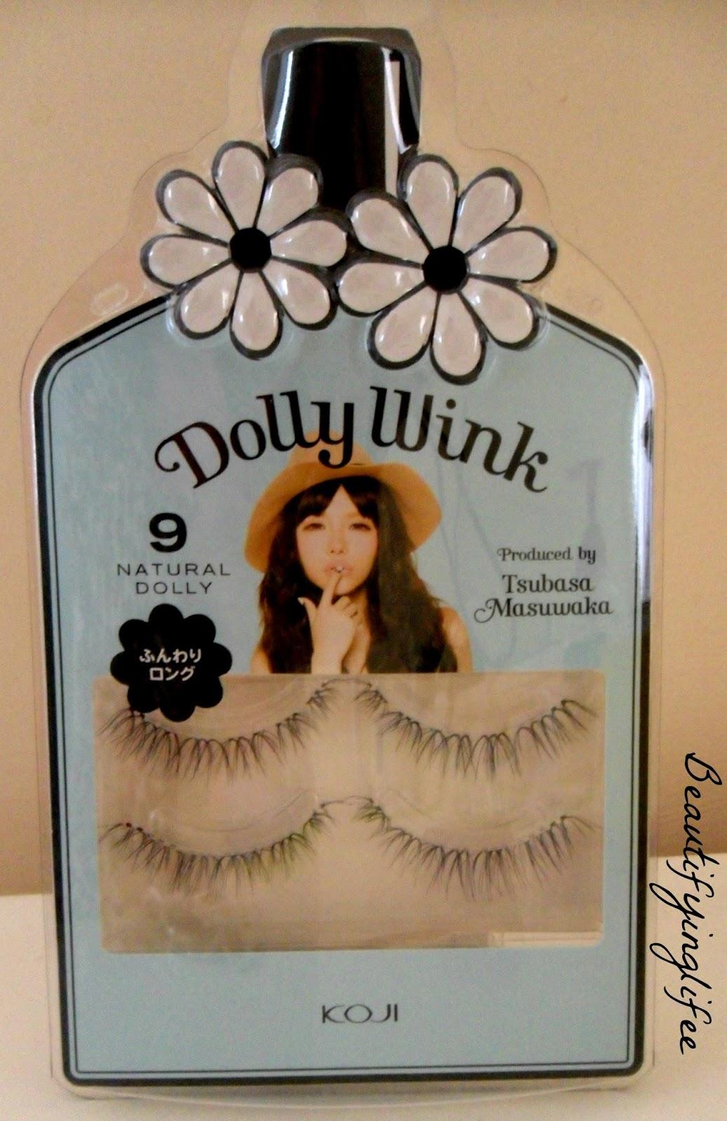 Review Dolly Wink False Eyelashes Natural Dolly Dolly Wink
