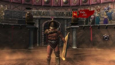 Новая онлайн игра о гладиаторах