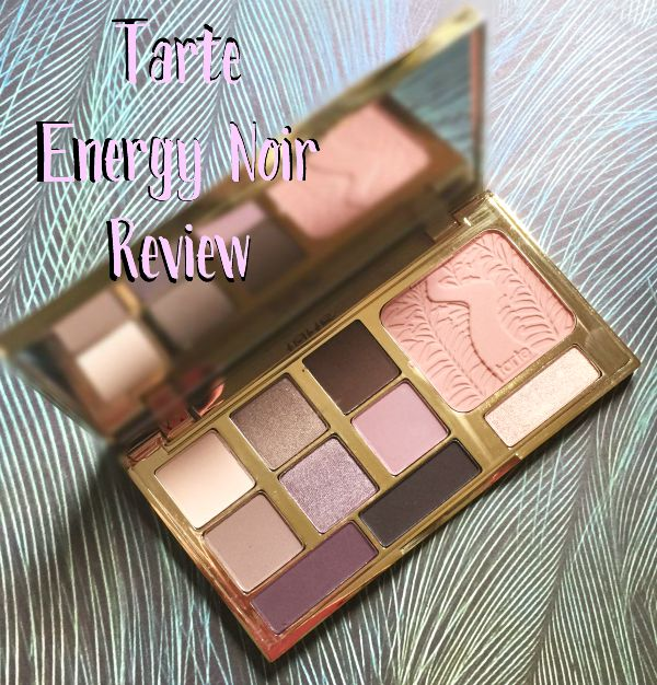 Tarte Energy Noir Collection Fall 2015