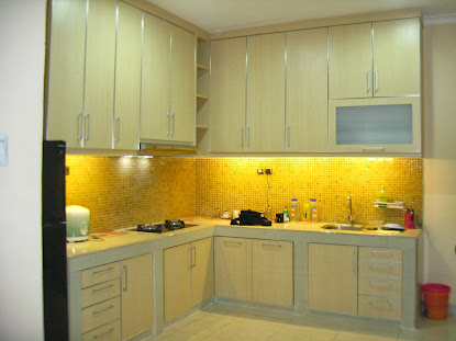 Kitchen set  Cakung Metland