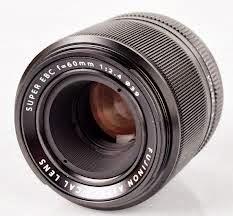 Fujifilm Fujinon Lens XF60mm F2.4 R Macro