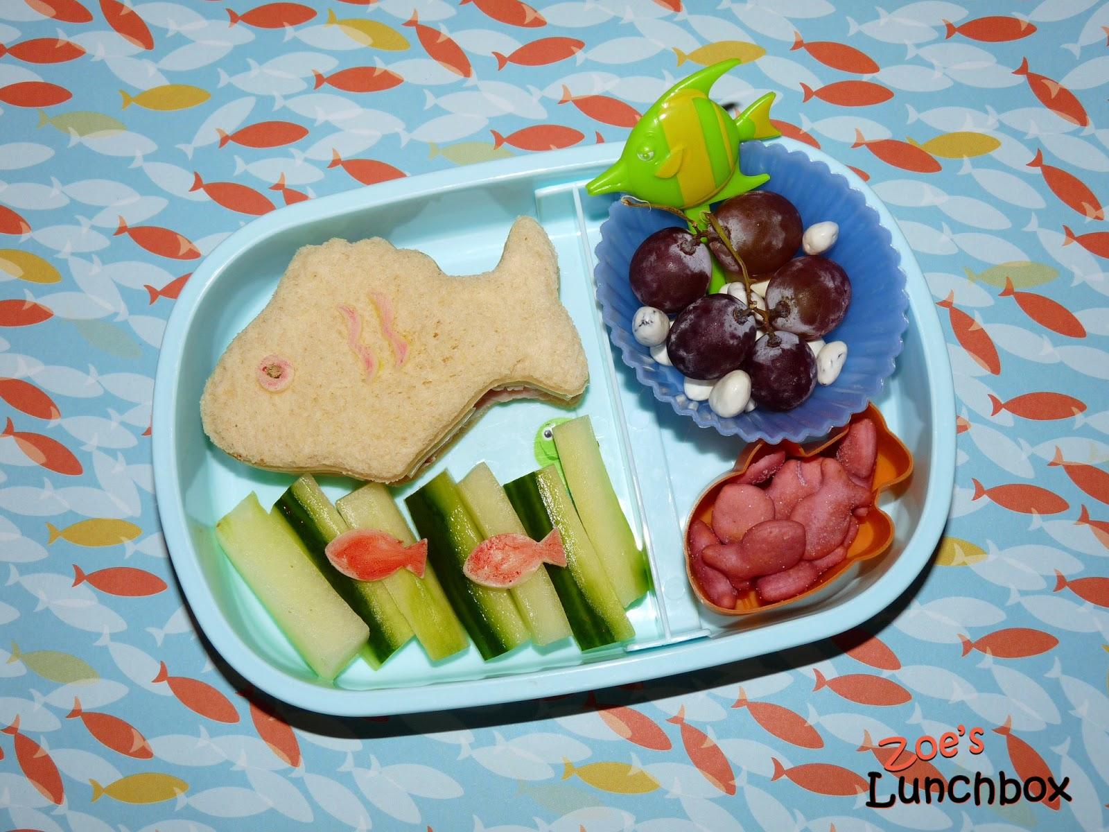 Kindergarten bento