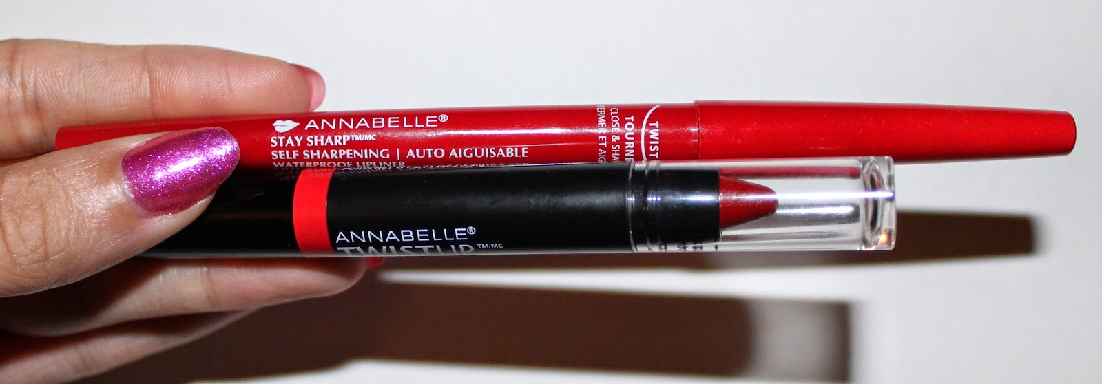 Annabelle Red Lip Products