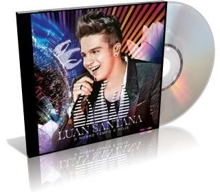 CD Luan Santana – O Nosso Tempo É Hoje