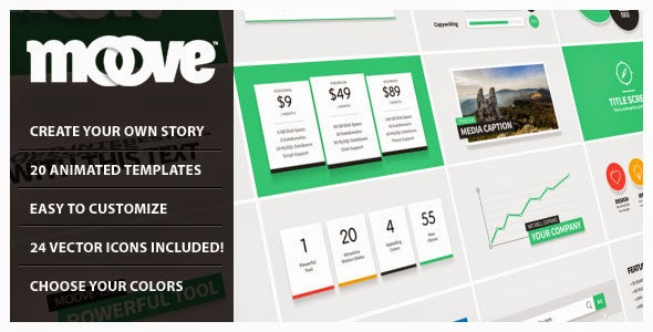 VideoHive Moove - Corporate Video Tool