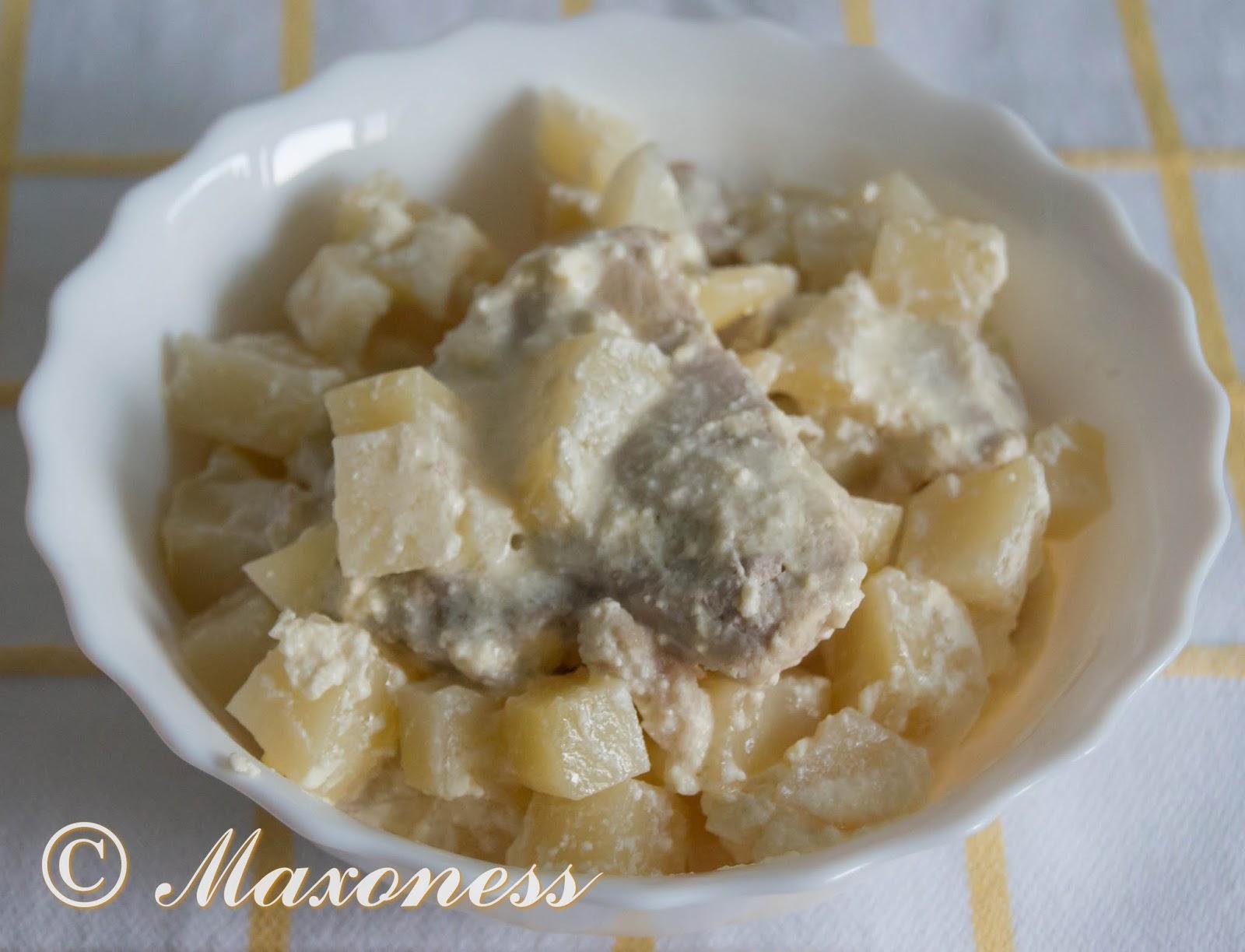 Киллатухлид (свинина с картофелем по-эстонски). Прибалтийская кухня.
