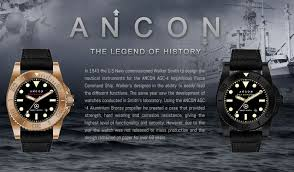 ANCON WATCHES