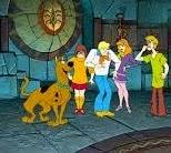 Scooby Doo Mezar