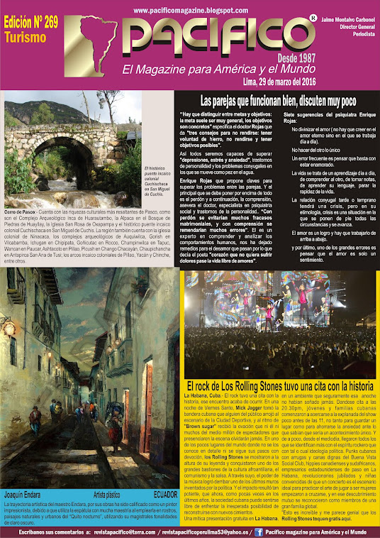 Revista Pacífico Nº 269