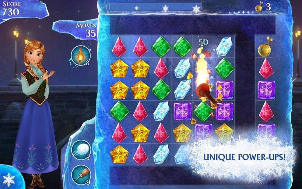 download frozen game for android