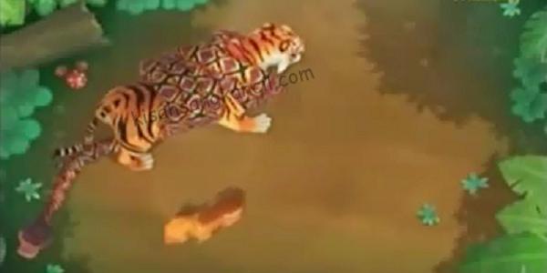 Kancil Harimau Dan Ular Sawah