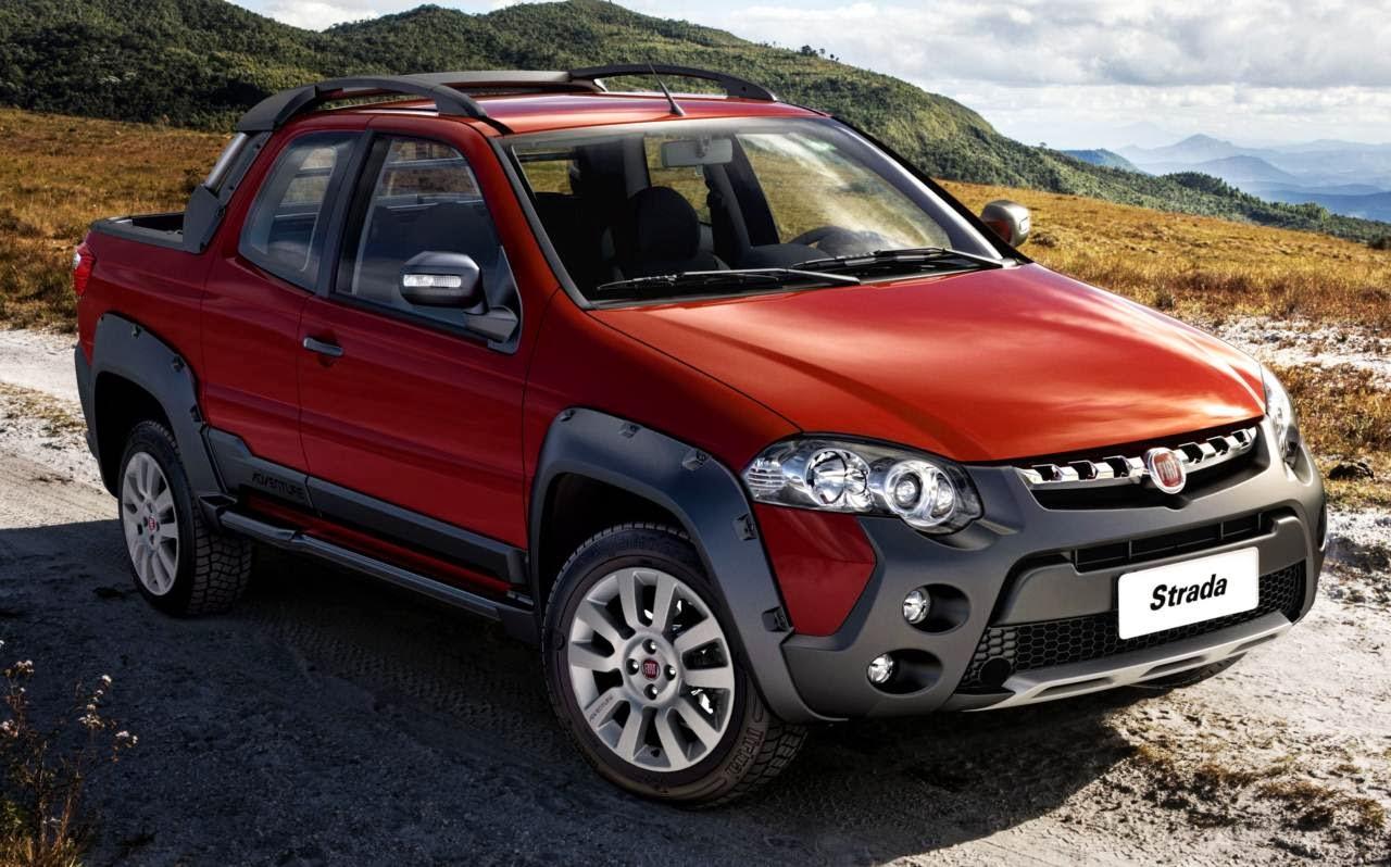 Fiat Strada 2014: fotos, vídeo, preços e itens das versões | CAR
