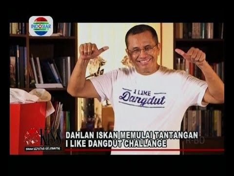 I like Dangdut Callenge