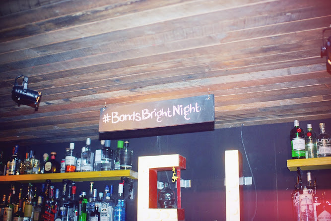 Bonds Bright Night Collectibles Launch Party Sydney The Rook