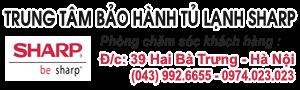 Trung tâm bảo hành sửa chữa tủ lạnh Sharp tại nhà Hà Nội