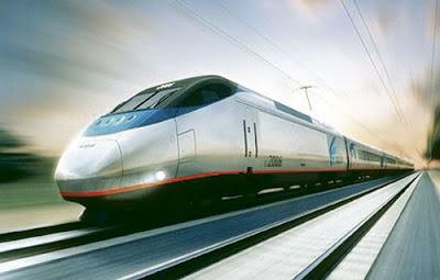 Keretapi Laju Kuala Lumpur (KL) Singapura