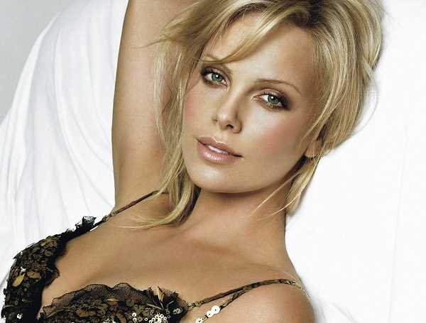 Charlize Theron Beauty