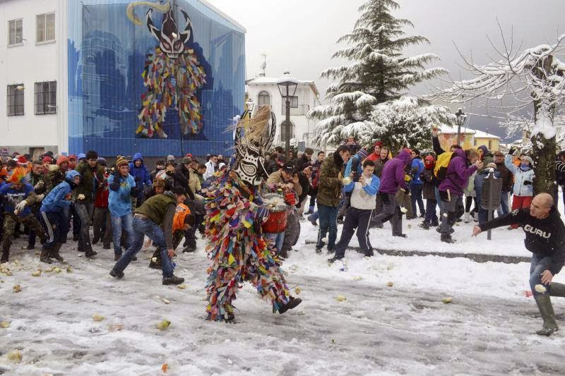 Fiesta de Jarramplas. Piornal. Valle del Jerte