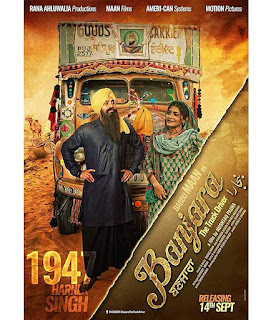 Banjara The truck driver 2018 Punjabi Movie HDRip | 720p | 480p