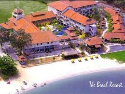 THE LANAI RESORT (pantai tengah)