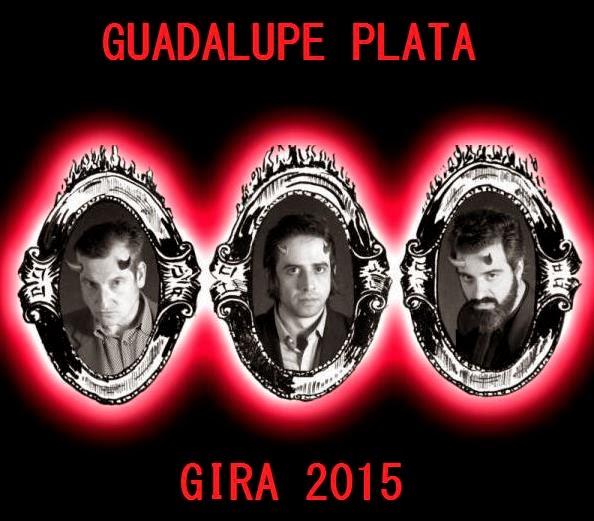 GUADALUPE PLATA - Nuevo disco y gira 2015