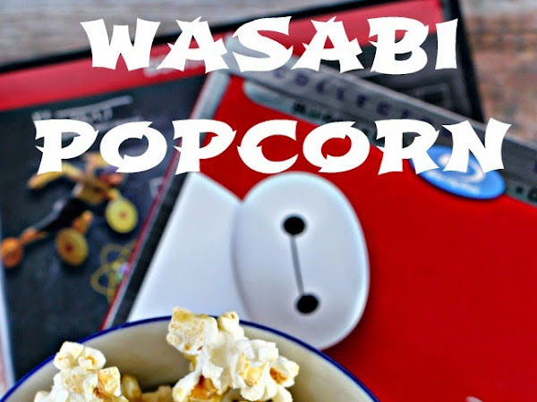Big Hero 6: Wasabi Popcorn