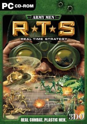 Army Men RTS PC Game