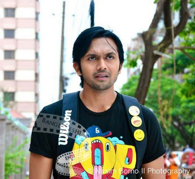 bangladeshi model actor Arefin Shuvo