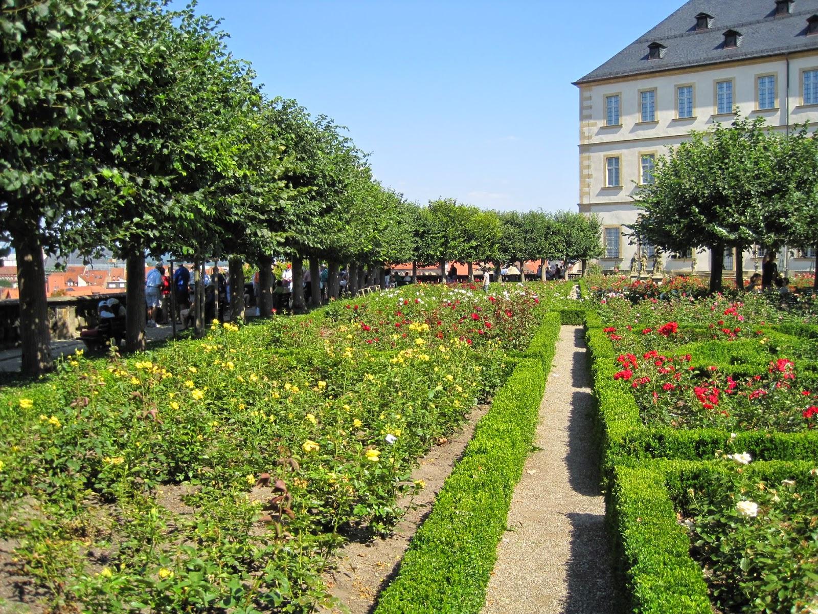 Bamberg Rose Gardens