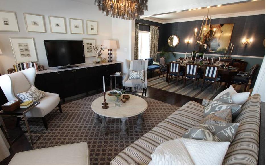 Design maze sarah 39 s house 4 curb appeal finale - Sarah richardson living room ideas ...