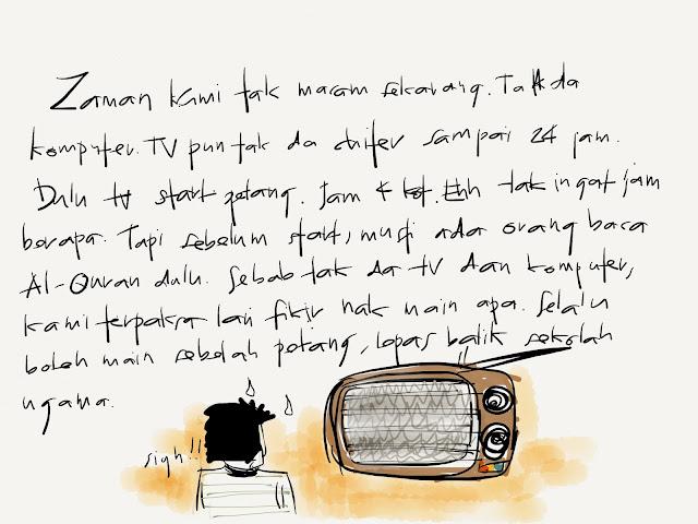 Ipad Paper TV