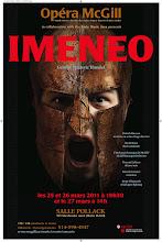 Imeneo Poster Design
